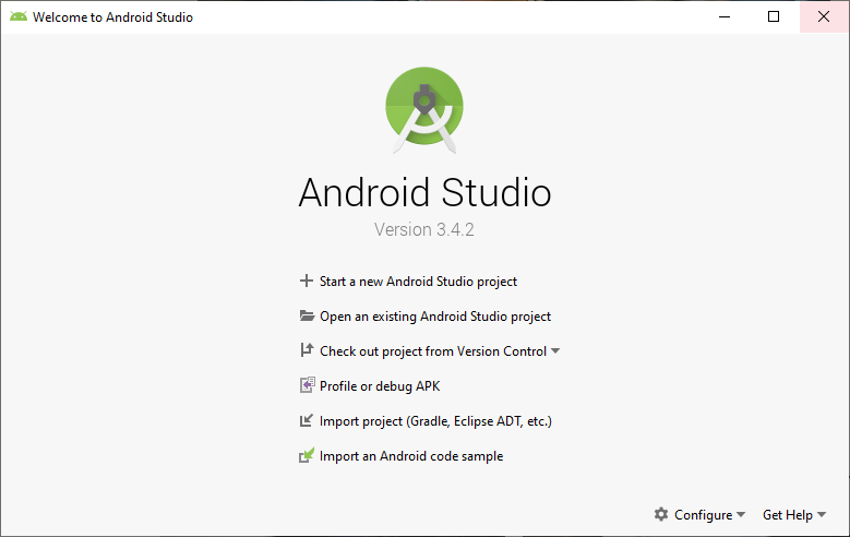 Spash screen Android Studio